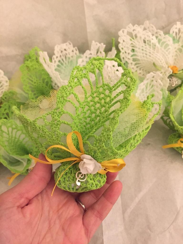 Centrino modello Ananas